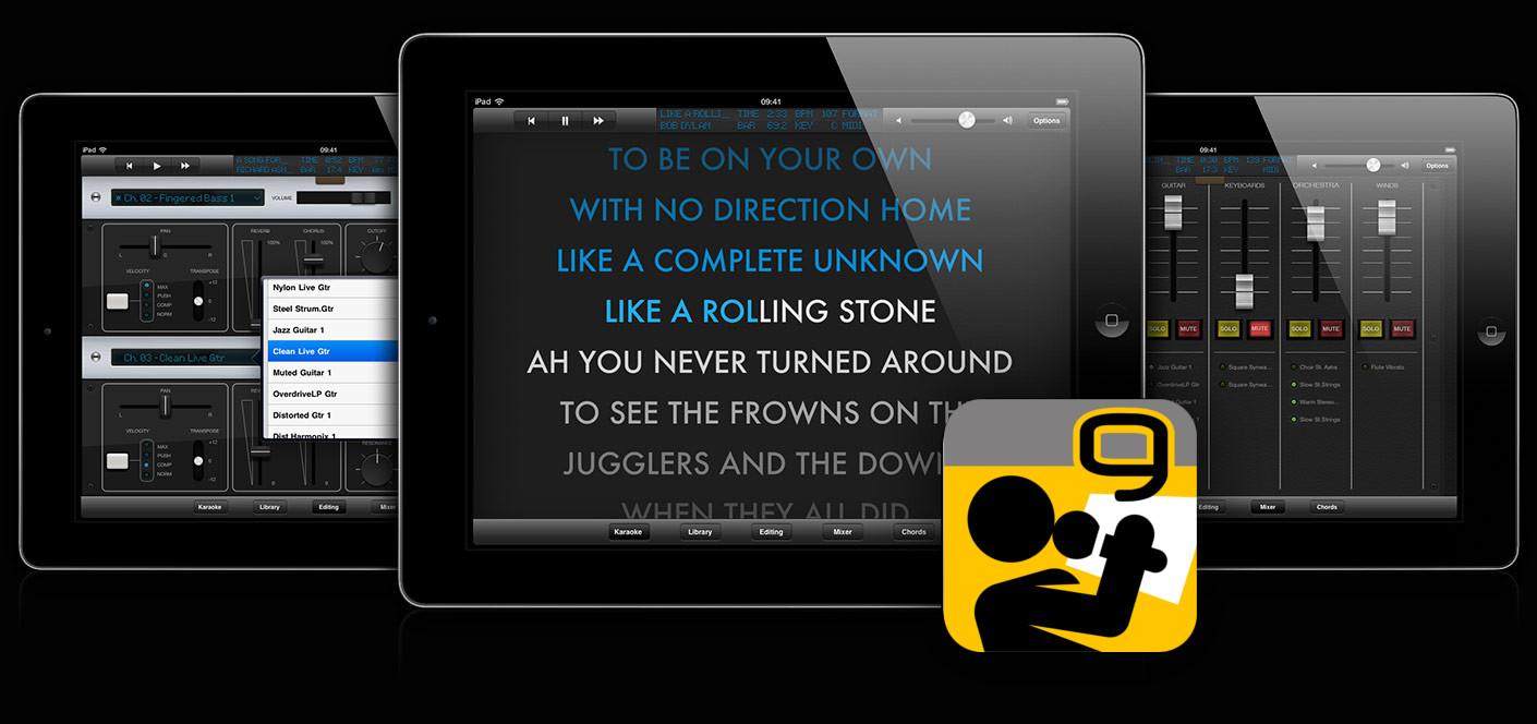 app to play mp3 on ipad